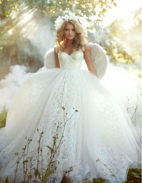 Свадебное платье  Ianiss