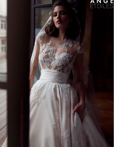 Свадебное платье LUDOVIKA