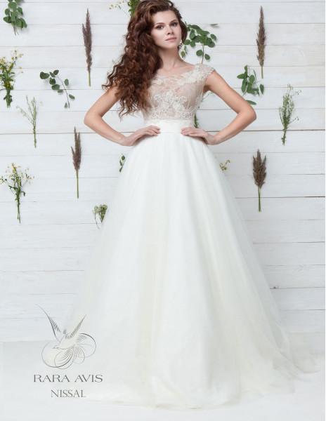 Свадебное платье  NISSAL