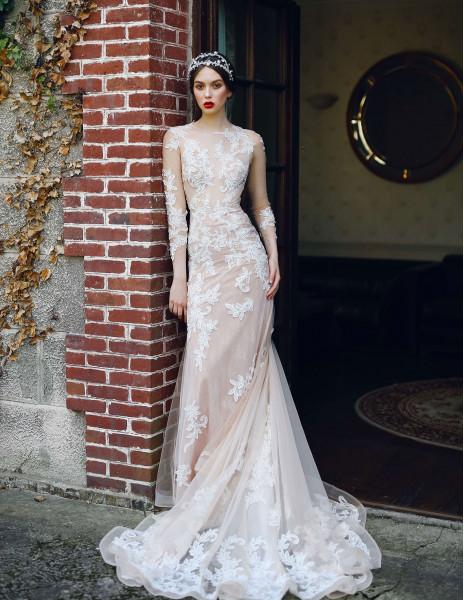 свадебное платье ALMA