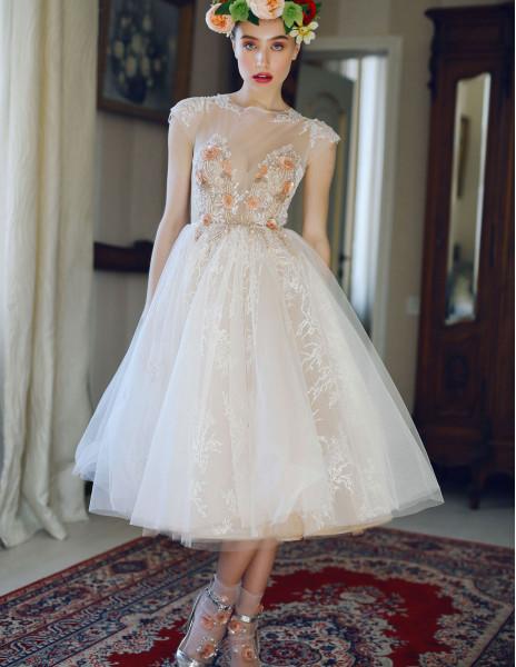 Свадебное платье FIBI