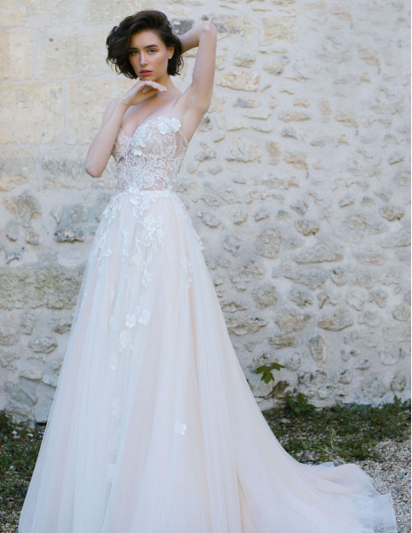 Свадебное платье LILLIAN