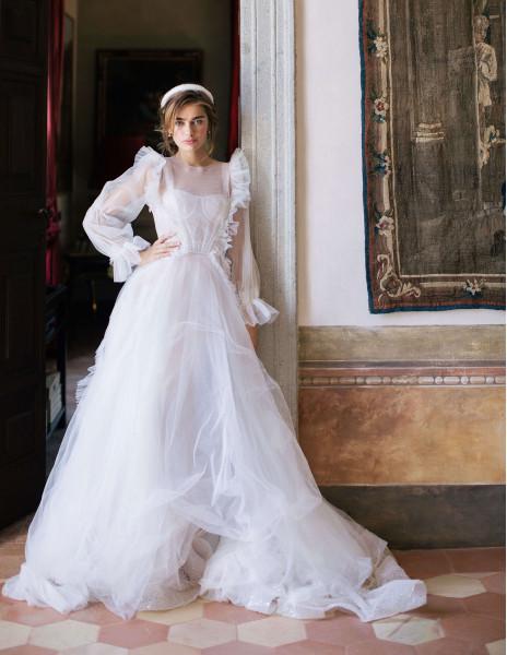 Свадебное платье  DEMI