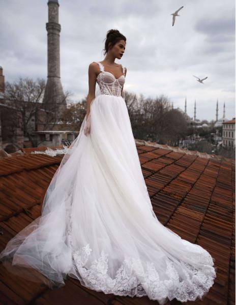 Свадебное платье  DASTIN