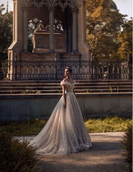 Свадебное платье LELEI