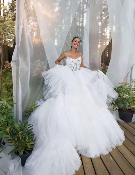 Свадебное платье  BERNAR
