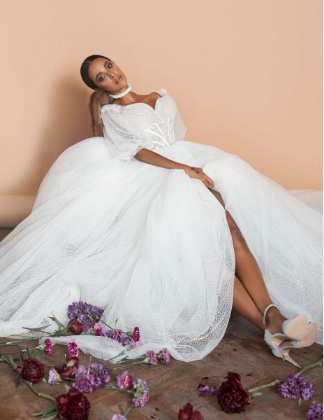 Свадебное платье  ETIEN