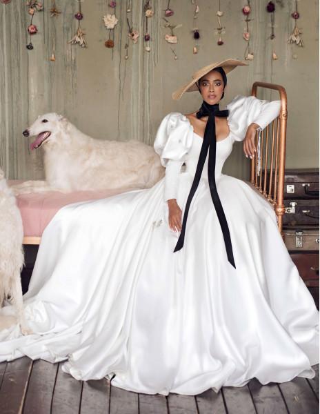Свадебное платье  ITAN