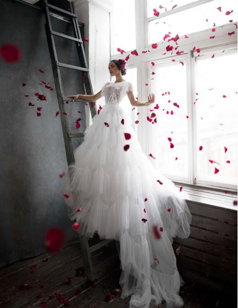 Свадебное платье  LORENSO