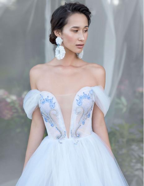 Свадебное платье  OLIVER