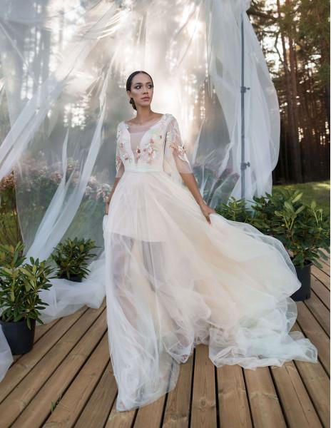 Свадебное платье  POUL