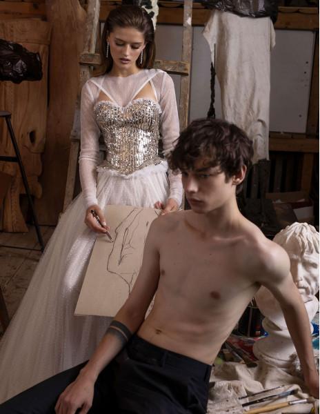 Свадебное платье  BERIX