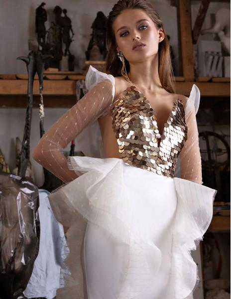 Свадебное платье  CRAPPIE