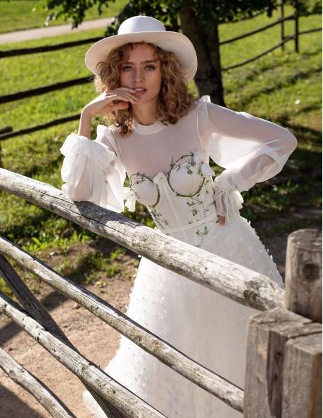 Свадебное платье LINNET