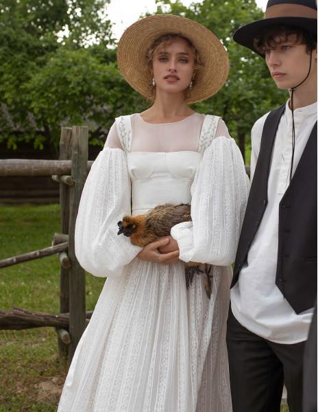 Свадебное платье RIALTA