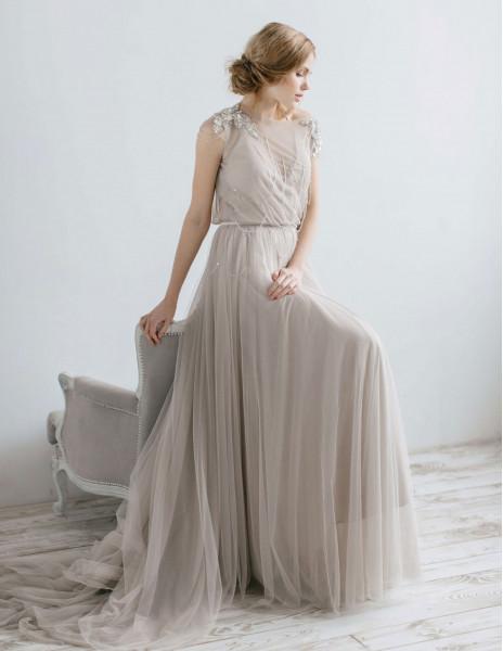 Cвадебное платье IVANEL