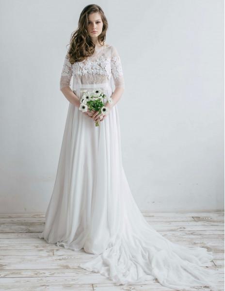 Cвадебное платье IVIS