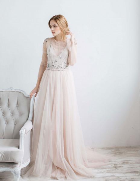 Cвадебное платье PALYMAS