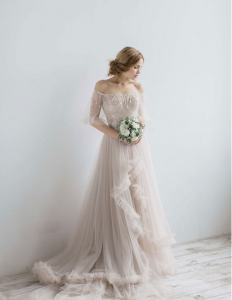 Cвадебное платье VIRIS