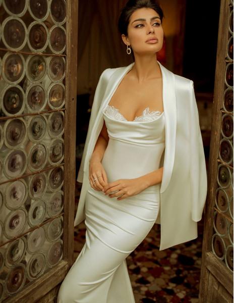 Свадебное платье ROZAMUND JACKET