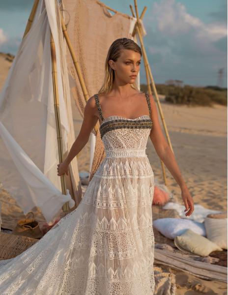 Свадебное платье Mina